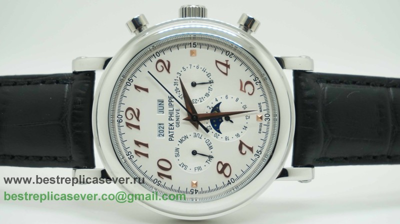 Patek Philippe Perpetual Calendar Moonphase Automatic PPG60