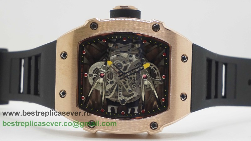 Richard Mille RM27-02 Automatic Skeleton RMG45