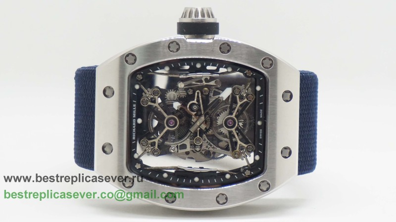 Richard Mille RM50-27-01 Automatic Skeleton RMG47