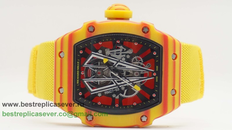 Richard Mille RM27-03 Automatic Skeleton RMG48