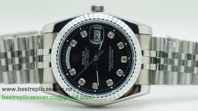Rolex Day Date Automatic S/S 36MM RXG234