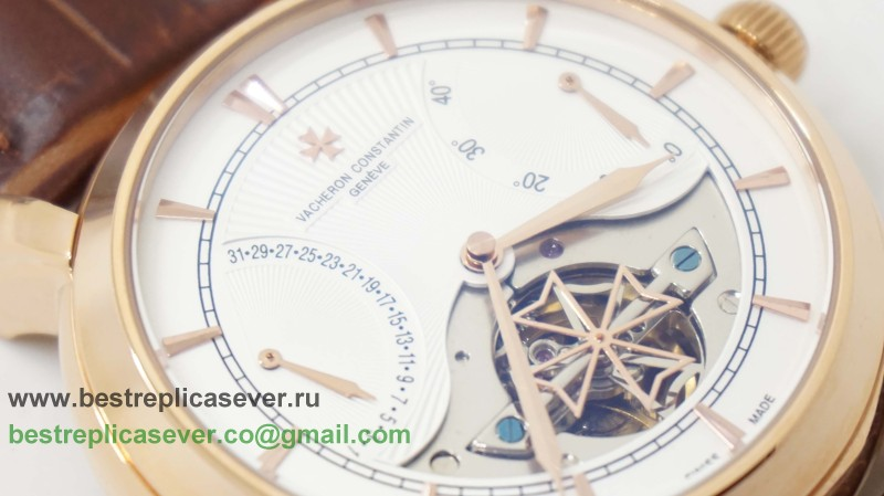 Vacheron Constantin Automatic Tourbillon Power Reserve VCG112